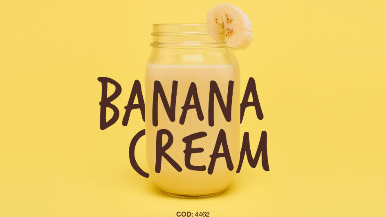 FORMULA 1 BANANA CREAM- NEW GENERATION