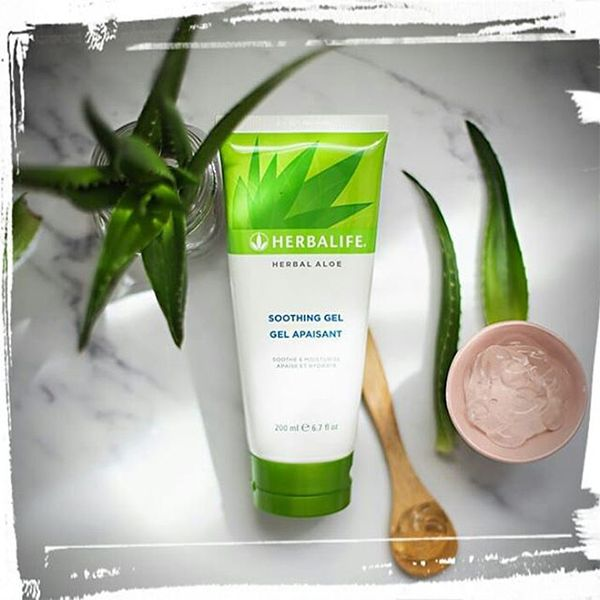 Herbal Aloe - Gel lenitivo