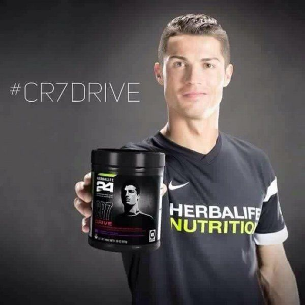 Herbalife - CR7Drive - Drink Mix (scatola)