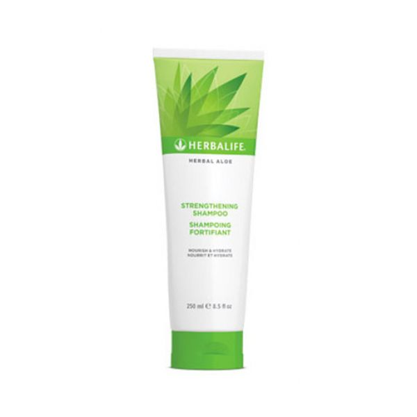 Herbal Aloe - Shampoo Fortificante